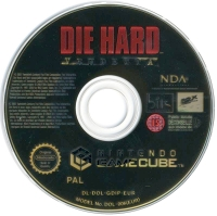 Die Hard: Vendetta Box Art