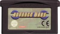 Advance Wars Box Art