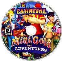 3D Ultra Mini Golf Adventures: Carnival Box Art