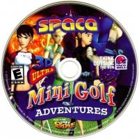 3D Ultra Mini Golf Adventures: Space Box Art