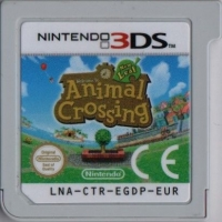 Animal Crossing: New Leaf [NL] Box Art