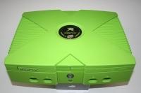 Microsoft Xbox - Mountain Dew Limited Edition Box Art