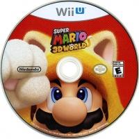 Super Mario 3D World Box Art