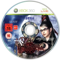 Bayonetta [UK] Box Art