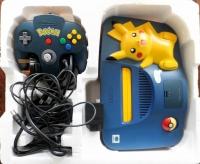 Nintendo 64 - Pokemon Pikachu Nintendo64 [EU] Box Art