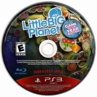 LittleBIGPlanet - Collector's Pack Box Art