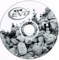 4X4 Evo Box Art