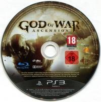 God of War: Ascension Box Art
