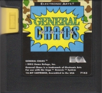 General Chaos Box Art
