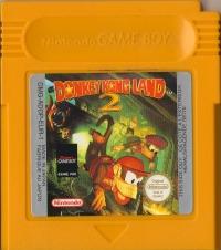 Donkey Kong Land 2 Box Art