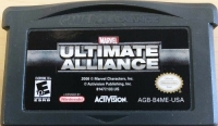 Marvel Ultimate Alliance Box Art