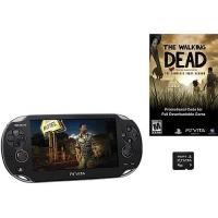 Sony PlayStation Vita PCH-1101 - The Walking Dead [NA] Box Art