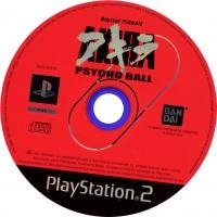 Akira: Psycho Ball Box Art