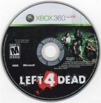 Left 4 Dead Box Art