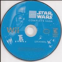 LEGO Star Wars: The Complete Saga Box Art