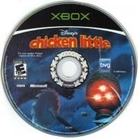 Disney's Chicken Little Box Art
