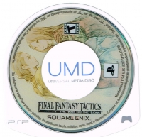 Final Fantasy Tactics: The War of the Lions Box Art