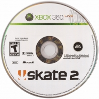 Skate 2 Box Art