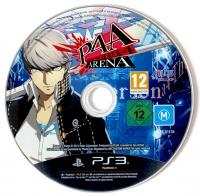 Persona 4 Arena Box Art