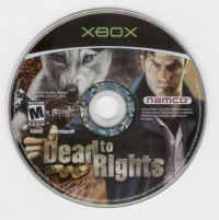 Dead to Rights Box Art