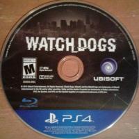 Watch Dogs Box Art