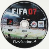 FIFA 07 Box Art