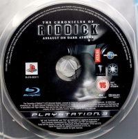 Chronicles of Riddick, The: Assault on Dark Athena Box Art