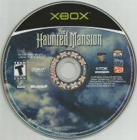 Disney's The Haunted Mansion Box Art