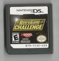 Retro Game Challenge Box Art