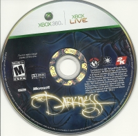 Darkness, The Box Art