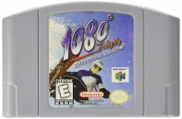 1080° Snowboarding Box Art