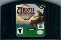 Aidyn Chronicles: The First Mage (black cartridge) Box Art