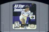 All Star Tennis '99 Box Art