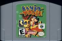 Banjo-Tooie Box Art