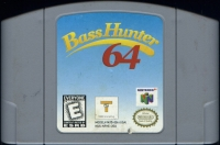 Bass Hunter 64 Box Art