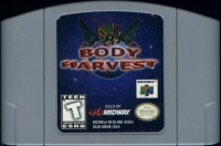 Body Harvest Box Art