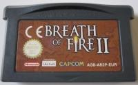Breath of Fire II Box Art