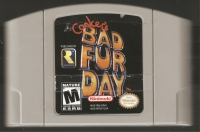 Conker's Bad Fur Day Box Art