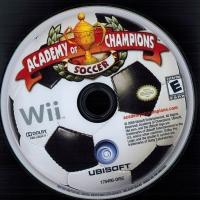 Academy of Champions: Soccer Box Art