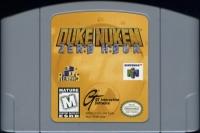 Duke Nukem: Zero Hour Box Art