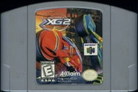 Extreme-G XG2 Box Art