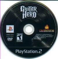 Guitar Hero Box Art