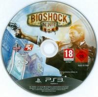 BioShock Infinite Box Art