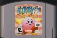 Kirby 64: The Crystal Shards Box Art