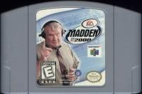 Madden NFL 2000 Box Art