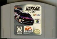 NASCAR 99 Box Art