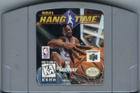 NBA Hang Time Box Art