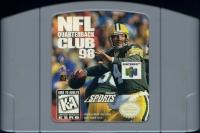 NFL Quarterback Club 98 Box Art