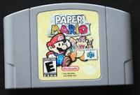 Paper Mario Box Art