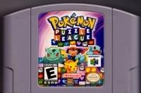 Pokémon Puzzle League Box Art